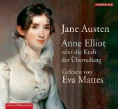 Anne Elliot, 6 Audio-CDs Cover