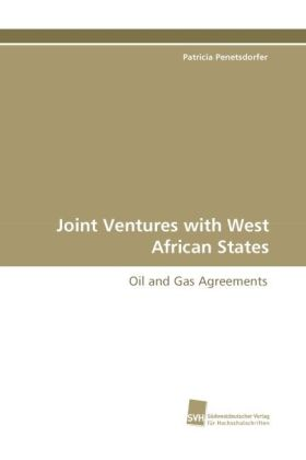 Joint Ventures with West African States