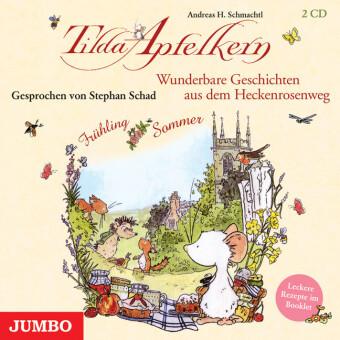Tilda Apfelkern - Wunderbare Geschichten aus dem Heckenrosenweg, 2 Audio-CDs