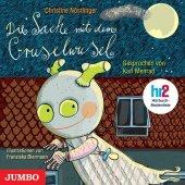 Die Sache mit dem Gruselwusel, 1 Audio-CD