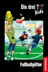 Die drei ???-Kids, Fußballgötter Cover