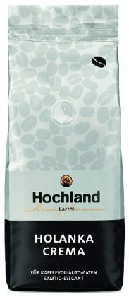 Holanka Crema, 250 g, Kaffee-Bohnen