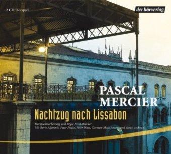 Nachtzug nach Lissabon, Audio-CD