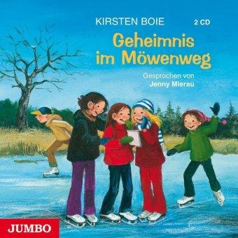Geheimnis im Möwenweg, 2 Audio-CDs