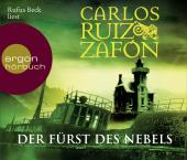 Der Fürst des Nebels, 5 Audio-CDs