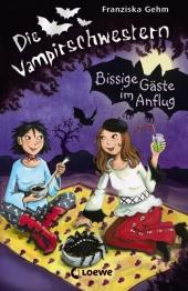 Die Vampirschwestern, Bissige Gäste im Anflug