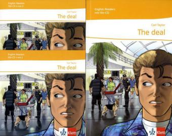 The deal, m. 1 Audio-CD