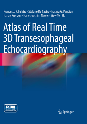 Atlas of Real Time 3D Transesophageal Echocardiography, w. CD-ROM