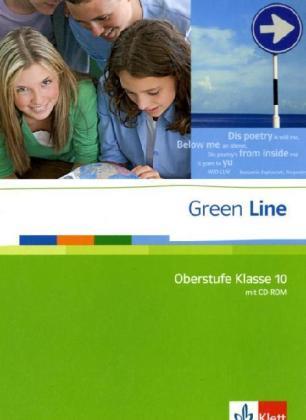 Oberstufe Klasse 10, Schülerbuch m. CD-ROM