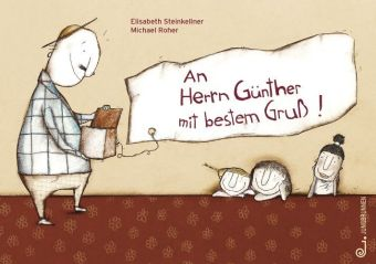 An Herrn Günther mit bestem Gruß!