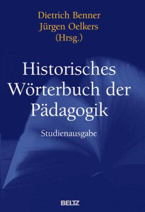 Historisches Wörterbuch der Pädagogik
