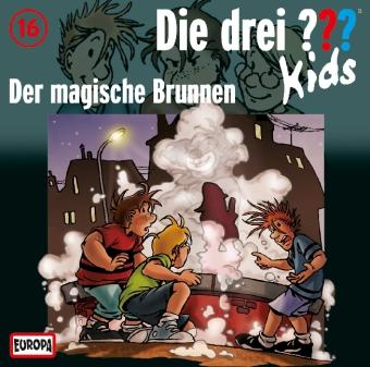 Die drei ???-Kids - Der magische Brunnen, 1 Audio-CD