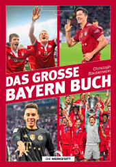Das große Bayern-Buch Cover
