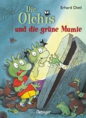Die Olchis und die grüne Mumie