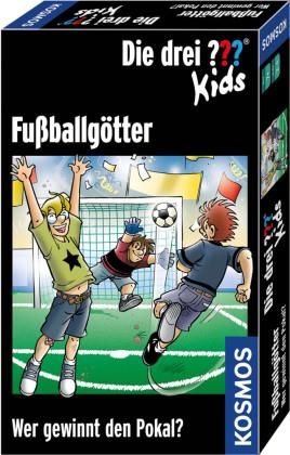 Die drei Fragezeichen-Kids, Fußballgötter (Kinderspiel)