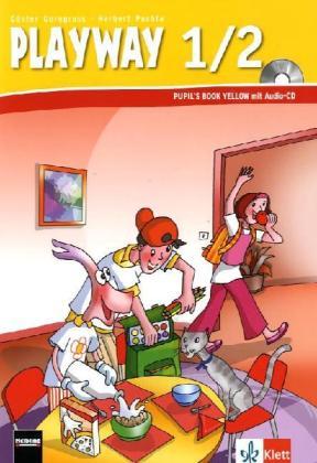 1./2. Schuljahr, Pupil's Book Yellow, m. Audio-CD