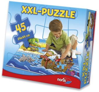 Boden-Puzzle Piraten (Kinderpuzzle)