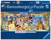 Disney Gruppenfoto (Puzzle)