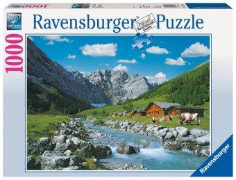 Karwendelgebirge, Österreich (Puzzle)