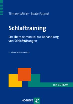 Schlaftraining, m. CD-ROM