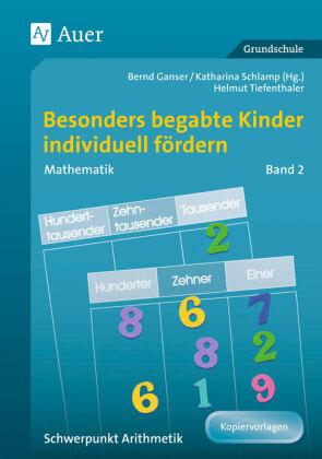 Besonders begabte Kinder individuell fördern, Mathematik