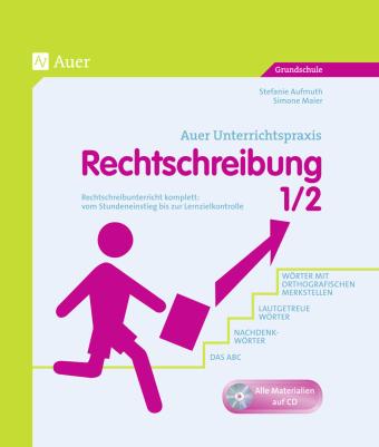 Rechtschreibung 1/2, m. CD-ROM