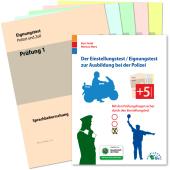 Der Eignungstest / Einstellungstest zur Ausbildung bei der Polizei Cover