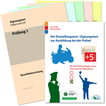 Der Eignungstest / Einstellungstest zur Ausbildung bei der Polizei