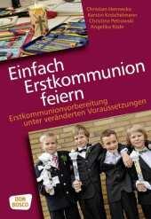 Einfach Erstkommunion feiern Cover