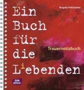 Trauernotizbuch Cover