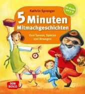 5 Minuten Mitmachgeschichten Cover