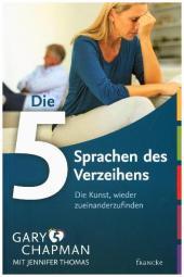 Die fünf Sprachen des Verzeihens Cover