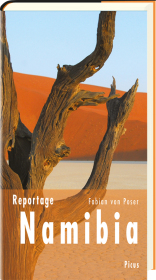 Reportage Namibia Cover