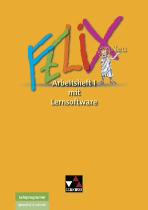 Arbeitsheft, m. CD-ROM