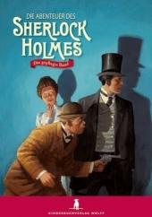 Die Abenteuer des Sherlock Holmes Cover