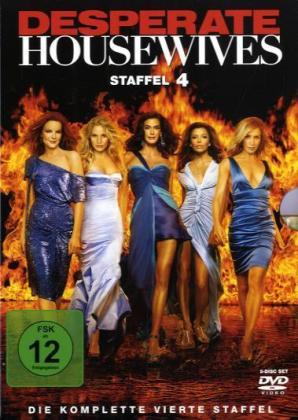 Desperate Housewives, 5 DVDs
