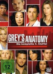 Grey's Anatomy, Die jungen Ärzte, 5 DVDs Cover