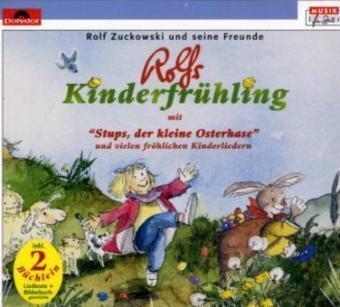 Rolfs Kinderfrühling, 1 Audio-CD