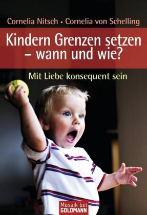 Kindern Grenzen setzen - wann und wie?