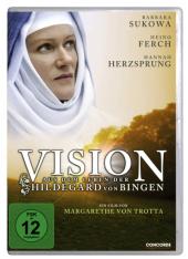Vision - Aus dem Leben der Hildegard von Bingen, 1 DVD