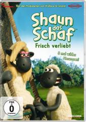 Shaun das Schaf - Frisch verliebt, 1 DVD Cover
