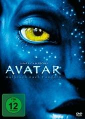 Avatar - Aufbruch nach Pandora, 1 DVD Cover