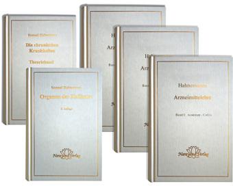 Hahnemanns Werk im Paket