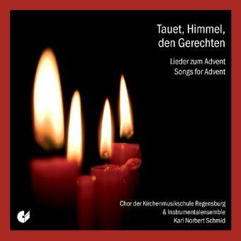 Tauet, Himmel, den Gerechten, 1 Audio-CD