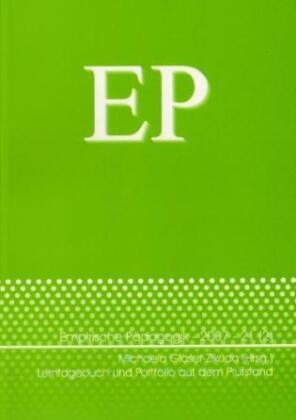 Lerntagebuch und Portfolio auf dem Prüfstand