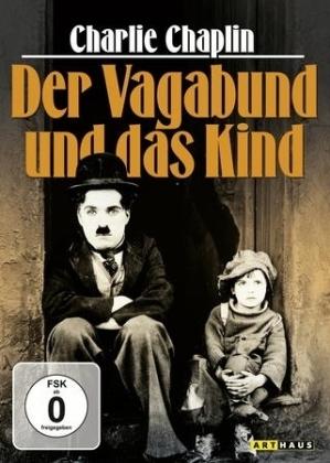 Charlie Chaplin, Der Vagabund und das Kind, 1 DVD
