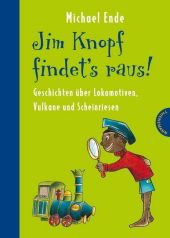 Jim Knopf findet's raus! Cover