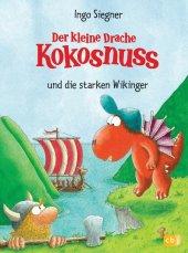 Der kleine Drache Kokosnuss und die starken Wikinger Cover