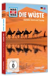 Die Wüste, 1 DVD Cover
