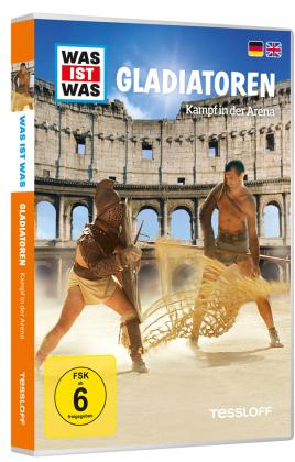 Gladiatoren, 1 DVD